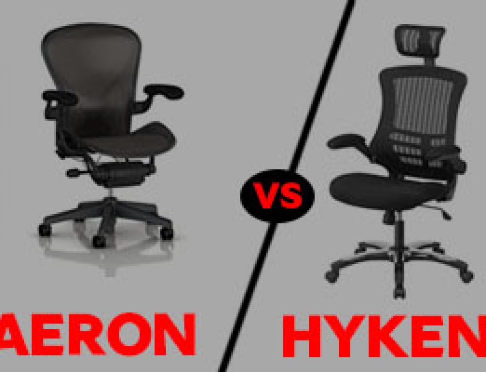 Staples Hyken Chair vs Herman Miller Aeron – Budget Office Chair Review