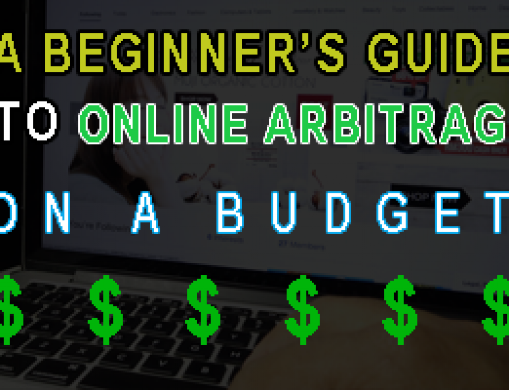 What is Online Arbitrage? A Guide for Beginners on a Budget